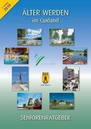 Seniorenratgeber Cuxhaven 2010 - Stadt Cuxhaven