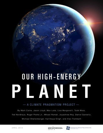 Our-High-Energy-Planet