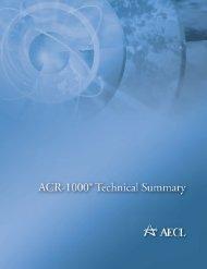 ACR1000-Tech-Summary