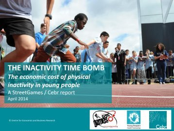 The-Inactivity-TimeBomb-StreetGames-Cebr-report-April-2014