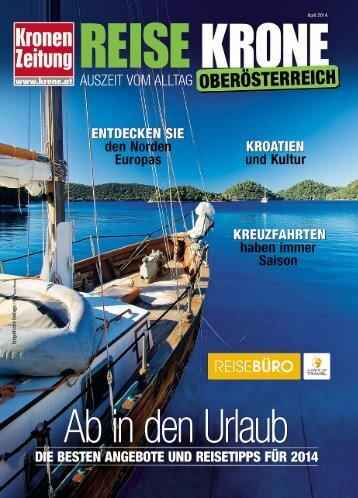 Reise Krone Oberösterreich_140419