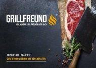 Grillfreund Präsentekatalog 2019-2020