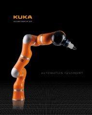 Geschäftsbericht 2007 - KUKA Aktiengesellschaft