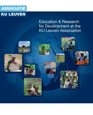 Brochure (pdf) - KU Leuven