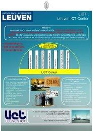 Download LICT Folder - KU Leuven
