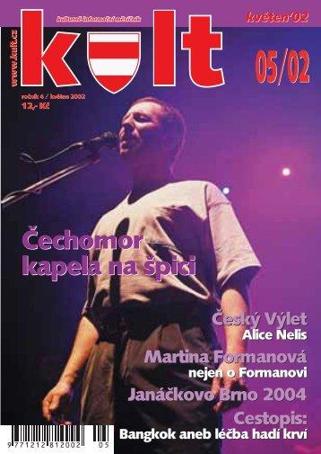 05/02 - Kult.cz