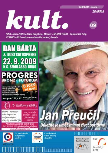 Jan Přeučil - Kult.cz