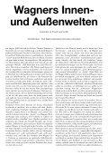 Wagners Innen- und Außenwelten OPER | Peters ... - Bayer Kultur - Seite 5