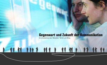 Gegenwart und Zukunft der Kommunikation - Kultur.uni-hamburg.de ...