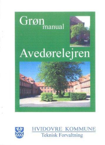 Grøn manual