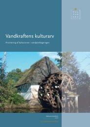 Vandkraftens kulturarv - Kulturstyrelsen