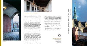 Download pamphlet about Kronborg Castle