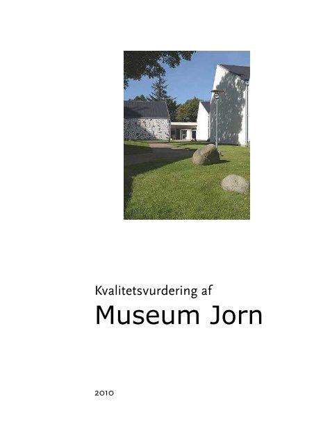 RAPPORT - MUSEUM JORN - 31.5. - FINAL