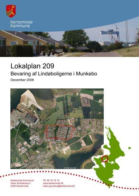 Lokalplan 209 - Kerteminde Kommune