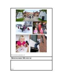 Moesgaard - Kulturstyrelsen