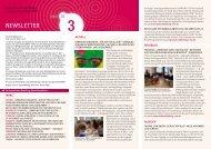 Newsletter Nr. 3 - Kulturelle Bildung in Schule und Jugendarbeit NRW