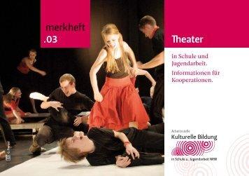 zum Download - Kulturelle Bildung in Schule und Jugendarbeit NRW
