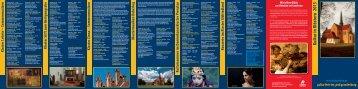 Download Faltblatt (ca. 320 kB) - Kulturfeste im Land Brandenburg
