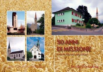 50 anni di missione - Kulturhirsch