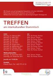 TREFFEN - Kulturhirsch