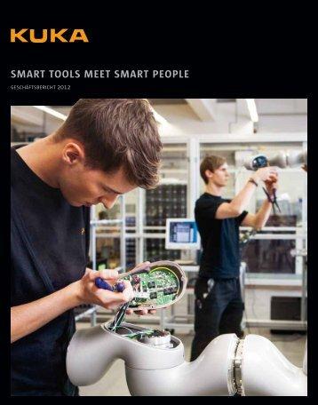 Geschäftsbericht 2012 - KUKA Aktiengesellschaft