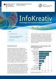 PDF: 403,2 KB - Initiative Kultur- und Kreativwirtschaft