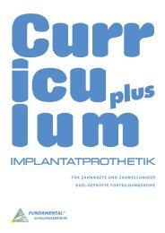 Implantatprothetik - plus