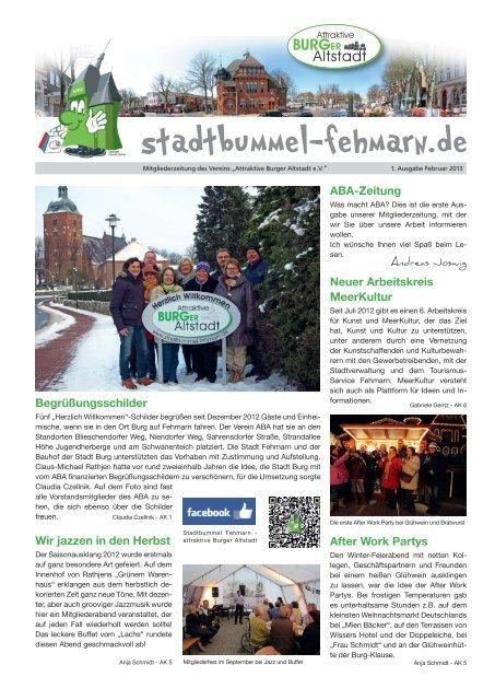 ABA-Mitgliederzeitung 2013