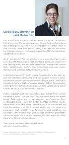 Untitled - Kunstforum Ostdeutsche Galerie Regensburg - Seite 3