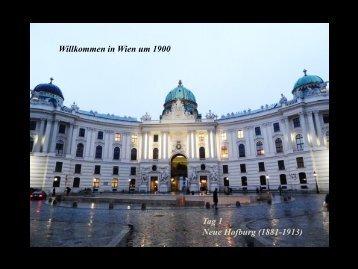 PDF mit Bildern der Exkursion - Institut für Kunstgeschichte