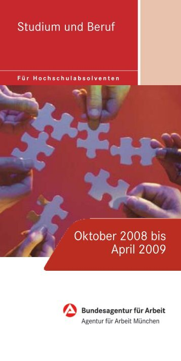 Oktober 2008 bis April 2009 - LMU