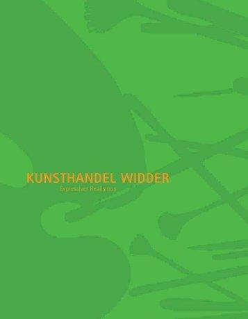 PDF-Download - Kunsthandel Widder