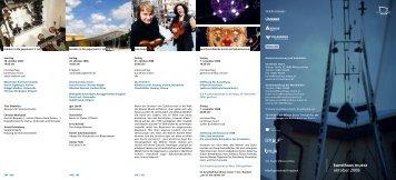 Monatsfolder Oktober 2008 - kunsthaus muerz