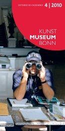 4 | 2010 - Kunstmuseum Bonn