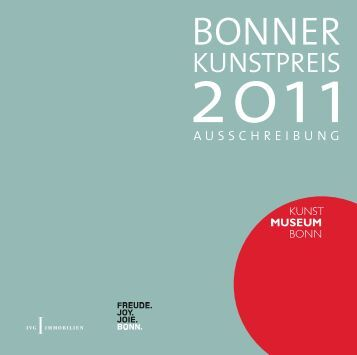 BONNER - Kunstmuseum Bonn