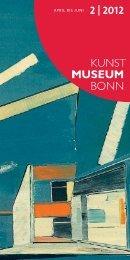 2   2012 - Kunstmuseum Bonn