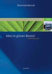 Ständige Verbesserungen - Daimler