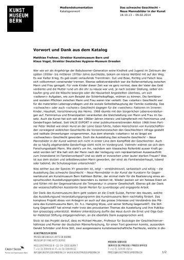 Witziger, hintergründiger Zeichner - Kunstmuseum Bern