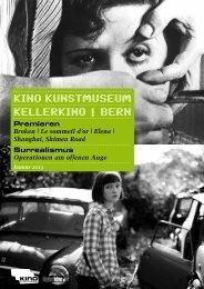Operationen am offenen Auge - Kunstmuseum Bern