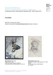 pressebilder intermezzo II (pdf) - Kunstmuseum Olten