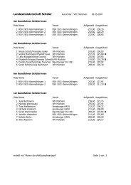 Landesmeisterschaft Schüler - kunstrad-geiseltal.de