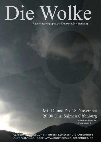 PDF Einladungskarte - Kunstschule Offenburg