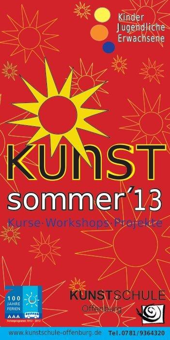 PDF-Download - Kunstschule Offenburg
