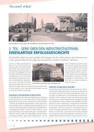 3. teil - serie über den industriestadtpark - Kunststoff Museum Troisdorf