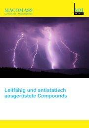 Leitfähig und antistatisch ausgerüstete Compounds - Kunststoff ...