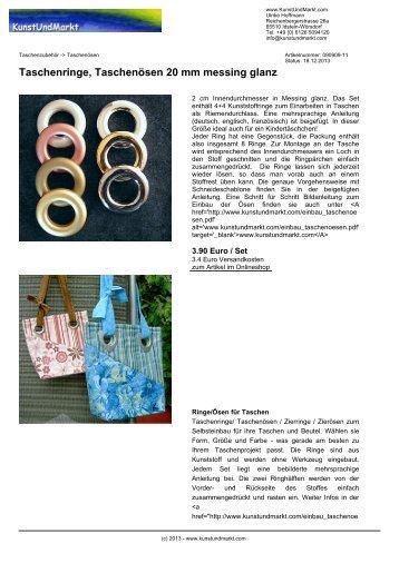 Diese Seite zum ausdrucken - KunstUndMarkt
