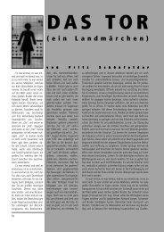 ( e i n   L a n d m ä r c h e n ) - Kunstverein Laterne e.V.