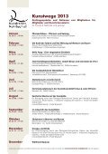 Jahresprogramm 2013 als .pdf - Kunstverein Kulmbach - Page 2