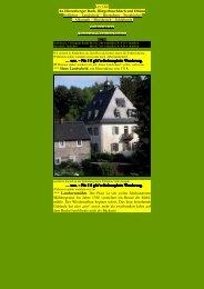 Hirzenberger Bach, Bürgerbuschbach+Dhünn - Kunstwanderungen