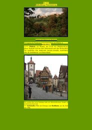 Rothenburg - Kunstwanderungen